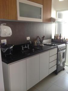 Apartamento confortável em Perdizes, Ferienwohnungen  São Paulo - big - 11