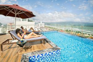 Halina Hotel and Apartment, Hotels  Da Nang - big - 46