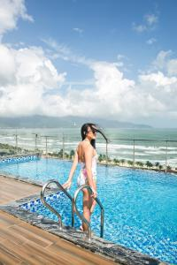 Halina Hotel and Apartment, Hotels  Da Nang - big - 39