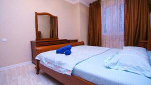 Сдаётся 2х ком квартира В Лазурном квартале, Appartamenti  Astana - big - 1