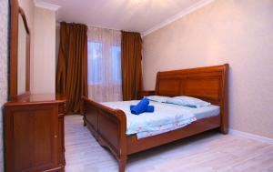 Сдаётся 2х ком квартира В Лазурном квартале, Ferienwohnungen  Astana - big - 3