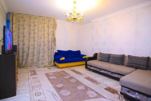 Сдаётся 2х ком квартира В Лазурном квартале, Apartmány  Astana - big - 4