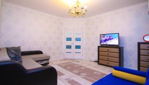 Сдаётся 2х ком квартира В Лазурном квартале, Apartmány  Astana - big - 6