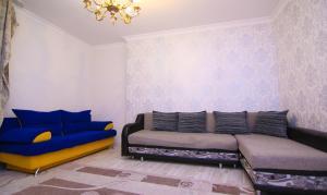 Сдаётся 2х ком квартира В Лазурном квартале, Ferienwohnungen  Astana - big - 8
