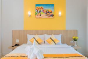 Phant at Thalang Service Apartment, Affittacamere  Thalang - big - 22