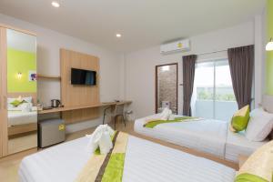 Phant at Thalang Service Apartment, Affittacamere  Thalang - big - 14