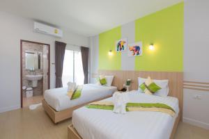 Phant at Thalang Service Apartment, Affittacamere  Thalang - big - 15