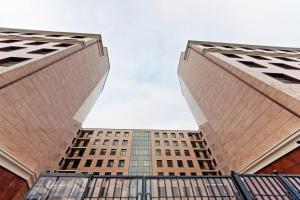 NewPiter, Apartmánové hotely  Petrohrad - big - 16