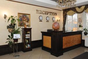 Globus Hotel, Hotels  Ternopil' - big - 84