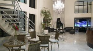The Palace, Apartmánové hotely  Sao Paulo - big - 7