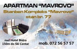 Apartman Mavrovo, Appartamenti  Mavrovo - big - 9