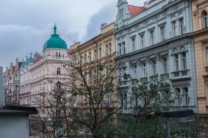 Luxory apt - Korunni str. - for 5 guests, Апартаменты  Прага - big - 30