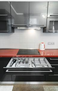 Luxory apt - Korunni str. - for 5 guests, Апартаменты  Прага - big - 35