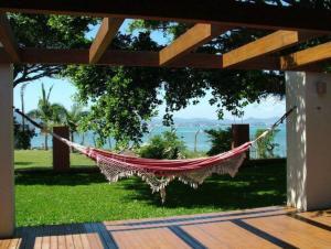 Casa de Ponta das Canas, Ferienhäuser  Florianópolis - big - 1