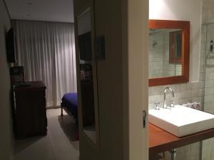Casa de Ponta das Canas, Ferienhäuser  Florianópolis - big - 8