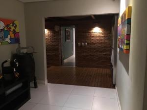 Casa de Ponta das Canas, Holiday homes  Florianópolis - big - 7