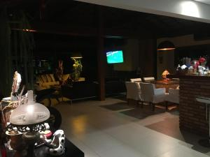 Casa de Ponta das Canas, Holiday homes  Florianópolis - big - 3