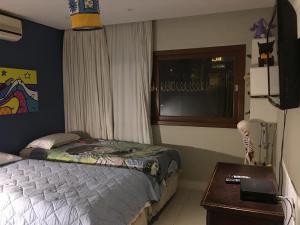 Casa de Ponta das Canas, Holiday homes  Florianópolis - big - 37