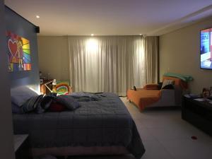 Casa de Ponta das Canas, Ferienhäuser  Florianópolis - big - 34