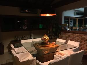 Casa de Ponta das Canas, Holiday homes  Florianópolis - big - 33