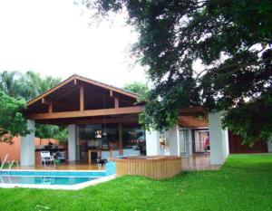 Casa de Ponta das Canas, Holiday homes  Florianópolis - big - 28