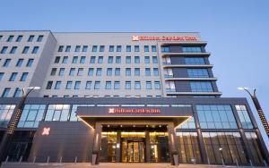 Отель Хилтон Гарден Инн Оренбург