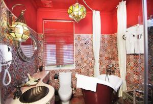 Rose House Hotel (Xiamen Gulangyu), Szállodák  Hsziamen - big - 15