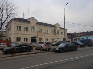 Общежитие гостиничного типа Для рабочих, Москва