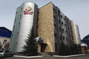 Hotel Zolotoy Drakon, Оренбург