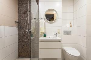 Prabangus Apartamentai, Ferienwohnungen  Vilnius - big - 42