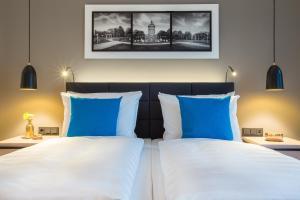 Radisson Blu Hotel, Mannheim, Отели  Мангейм - big - 59