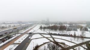 Мольнар Апартмент Независимости 131-1 - фото 12