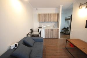 Bakuriani, apartament Mgzavrebi, 8/406, Apartments  Bakuriani - big - 17