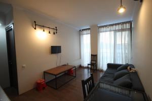 Bakuriani, apartament Mgzavrebi, 8/406, Apartmány  Bakuriani - big - 12