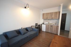 Bakuriani, apartament Mgzavrebi, 8/406, Apartmány  Bakuriani - big - 13