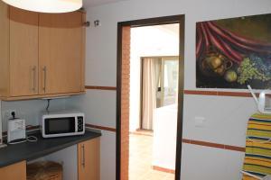 Apartamento con Terraza a 5 min playa, Apartmanok  Rincón de la Victoria - big - 5
