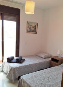Apartamento con Terraza a 5 min playa, Apartmanok  Rincón de la Victoria - big - 11