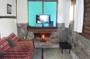 Cabañas Rio Mendoza, Chaty v prírode  Cacheuta - big - 10