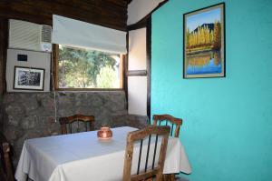 Cabañas Rio Mendoza, Chaty v prírode  Cacheuta - big - 11