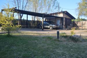 Cabañas Rio Mendoza, Chaty v prírode  Cacheuta - big - 27