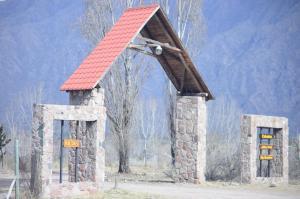 Cabañas Rio Mendoza, Chaty v prírode  Cacheuta - big - 29