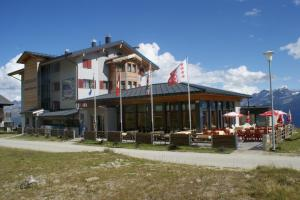 Appartmenthaus Bergfreund - Apartment - Fiesch