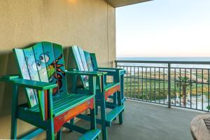 Oceanside at Palisade Palms, Nyaralók  Galveston - big - 9