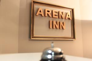 Берлин - Hotel Arena Inn - Berlin Mitte