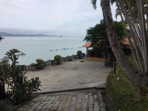 Casa à Beira Mar, Holiday homes  Porto Belo - big - 31