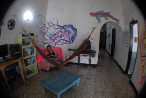 Doña Cumbia Hostel, Ostelli  Santa Marta - big - 19