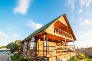 Guest house Eko, Penzióny  Ashitsra - big - 10