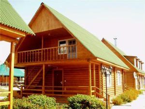 Guest house Eko, Penziony  Ashitsra - big - 19
