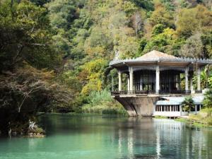 Guest house Eko, Penzióny  Ashitsra - big - 15