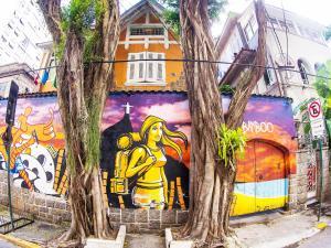 obrázek - Bamboo Rio Hostel